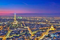 View from Montparnasse :)