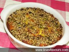 Handvo/Vegetable Cake - Lina's Flavours