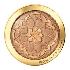 Exotic bronzer treats skin with ultra nourishing ingredients and delivers a sunlit glow as if you've escaped to Morocco.  Mirror & Brush included. Infused with 100% Pure Argan Oil, know as liquid gold for its rich conditioning benefits that can improve skin's brightness, tone, texture and elasticity. Smoothing the appearance of fine lines, brightening dull skin and renewing suppleness, helping to enhance skin's youthful glow.