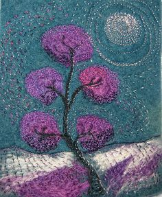 Tree By Moonlight by kayla coo, via Flickr