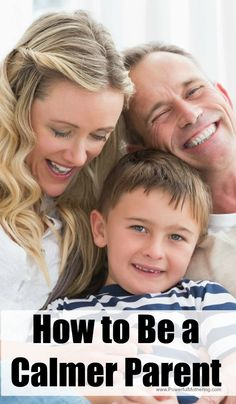The words 'calm parent' have me smiling already. Isn't that an oxymoron? Here are 7 tips for how to be a calmer parent that really work! Peaceful Parenting, Gentle Parenting, Parenting Advice, Quiet Time Activities, Parent Coaching, Terrible Twos, Facial Muscles, Toddler Discipline, Strength Training Workouts