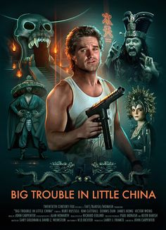 """Big Trouble in Little China"" by Brian Taylor"