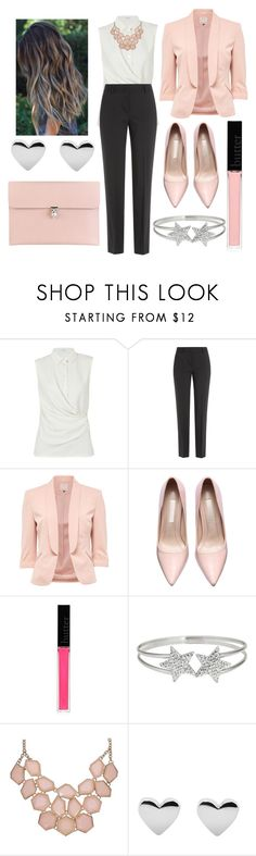 """Cute Outfit #78"" by misspolyvoric ❤ liked on Polyvore featuring Carven, DKNY, Butter London, Decadence and Alexander McQueen"