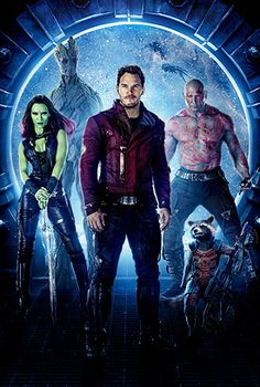 'Guardians Of The Galaxy: Vol. 2' (2017) Can't wait!                                                                                                                                                                                 More