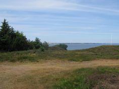 Veno, Denmark  island field