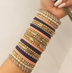 @NGT6020 Jade Jewelry, India Jewelry, Silver Jewelry, Silver Rings, Hereford, Bridal Bangles, Wedding Jewelry, Gold Bangles, Bangle Set