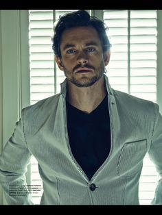 Hugh Dancy, February-March 2015 | Essential Homme (high quality)