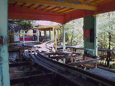 abandoned amusement parks in ohio idora park | Idora Park - 1999 Defunct Park Photos