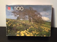 Milton Bradley Coventry Series Puzzle 500 Pieces by RedStarArts