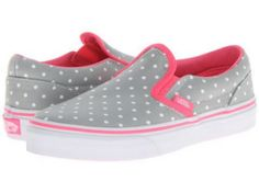 TheseVans Kids Classic Slip-On are the timeless style of the Vans® Classic Slip-On™ Sneakers