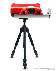 3d-scanner RVision by ART-UP , via Behance #3dPrintingScanners