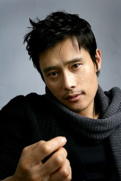 Hun Lee An awesome actor in the movies I have seen him in