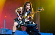 """ANTRO DO ROCK: Iron Maiden: confira videoclipe do novo single """"Sp..."""
