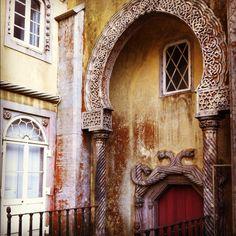 Sintra - Portugal    Photograph ©Jeanine Padilha