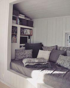 ceiling lighting treatment via scandinavian retreat cottage in