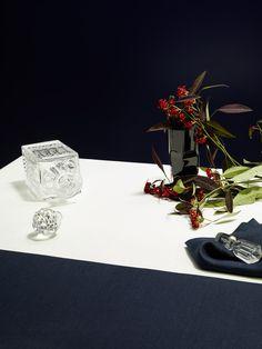 transparency / reflection / art de la table