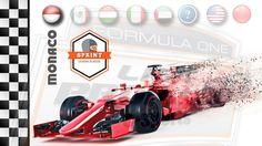 AO VIVO - GP DE MONACO - F1 2016 - CAT. SPRINT - PS4 - LIGA PRORACE E_SP...