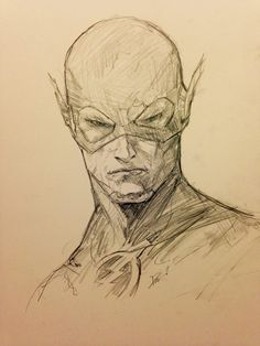 The Flash by Dave Seguin *