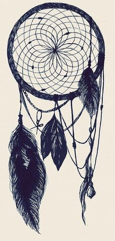 dream catcher. I really want one on my ribs