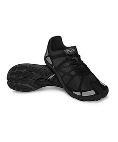 Love this Topo Athletic Black W-RT Running Shoe - Women by Topo Athletic on #zulily! #zulilyfinds