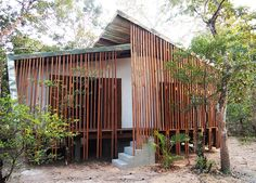 Community-designed eco-lodge saves wildlife in Cambodia | Inhabitat - Sustainable Design Innovation, Eco Architecture, Green Building
