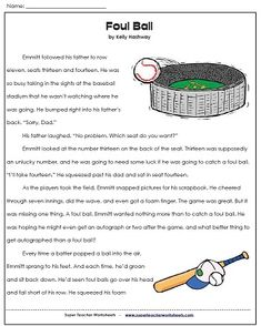 43 Best Reading and Writing - Super Teacher Worksheets images ...