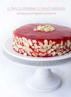 Una torta speciale con una ricetta speciale: il pan di spagna di Iginio Massari è su www.spadellatissima.com