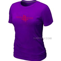 http://www.xjersey.com/houston-rockets-big-tall-primary-logo-purple-womens-tshirt.html Only$27.00 HOUSTON #ROCKETS BIG & TALL PRIMARY LOGO PURPLE WOMEN'S T-SHIRT #Free #Shipping!