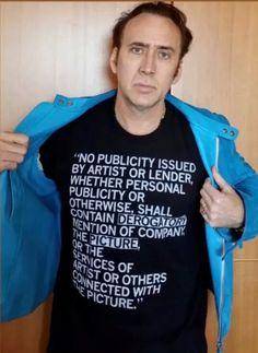 ♡♡ Nicolas Cage, Actors & Actresses, Idol, Fandom, Fandoms
