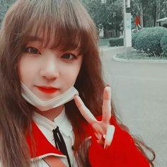 Aesthetic People, Aesthetic Girl, Kpop Girl Groups, Kpop Girls, Korean Girl, Asian Girl, Icon Gif, Soyeon, Funny Wallpapers