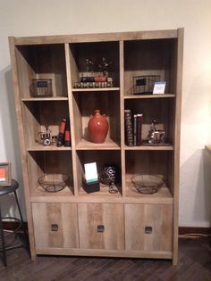 Sauder can be found in showroom 218 at 220 Elm October Sauder Woodworking, High Point Market, News Design, Showroom, Bookcase, October 19, Shelves, Marketing, Bridge