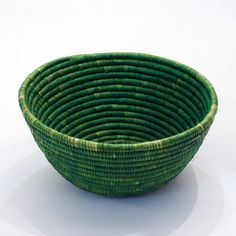 Add stylish storage to your home with this colorful basket, hand-crafted by artisans in India. Find this and other great home décor at homefromindia.com!
