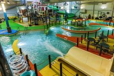 Indoor Pools in All 50 States to Make You Forget It's Winter