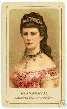 Retratos e imágenes de la emperatriz Elisabeth :: Foros Realeza