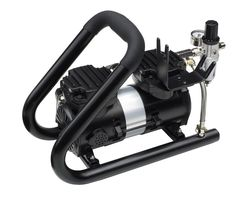 Iwata Studio Series Power Jet Plus Handle Tank Compressor C IW Power HT | eBay