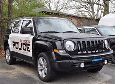 Flickriver: Random photos from Jeep - Police Vehicles pool