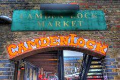 Stroll around Camden Market