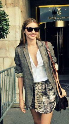 26 Fashion Photos From Beautiful Miranda Kerr