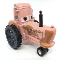 Pixar Cars 2 Tipping Tractor Diecast Metal Toys For Children Kids Best Gift 1:55 Scale Collection Model 1pcs