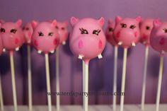 hippo cake pops - Bing Images