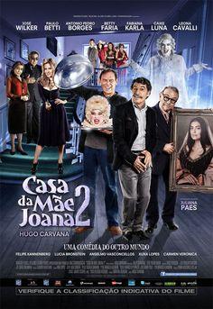Filme brasileiro Casa da Mãe Joana 2 estreia nesta sexta (06)