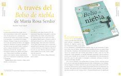 """""""Bolso de niebla"""" en la Revista LIJ Ibero. Revista semestral de literatura infantil y juvenil contemporánea."""