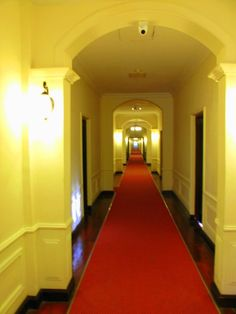 Hotel corridors I have known - Heritage Hotel Penang