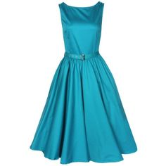 Lindy Bop Vintage 50s Audrey Hepburn Style Swing Party Rockabilly... ($47) ❤ liked on Polyvore