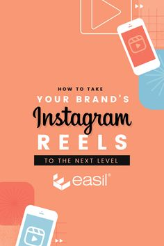 How to take your Brand's Instagram Reels to the next level Social Media Branding, Social Media Marketing, Marketing Strategies, Digital Marketing, Instagram Story Ideas, Instagram Tips, Social Media Content, Social Media Tips, Building A Personal Brand