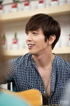 Jung Yong Hwa // CNBLUE