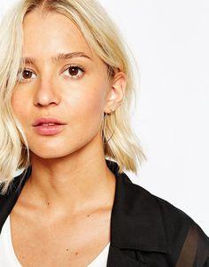 Image 3 ofWeekday Half Earrings