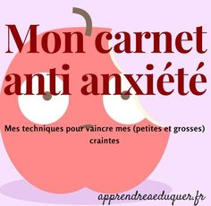 My anti anxiety book: tools and resources to help children overcome their anxiety Anxiety Help, Social Anxiety, Stress And Anxiety, Work Related Stress, Hack My Life, Abnormal Psychology, Education Positive, Burn Out, Psychology Quotes