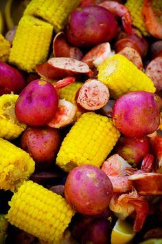 When you're armed with a seafood boil or stock pot, the world is your oyster. Check out our favorite low country boil recipe for a truly Southern meal. See it on The Home Depot Blog.