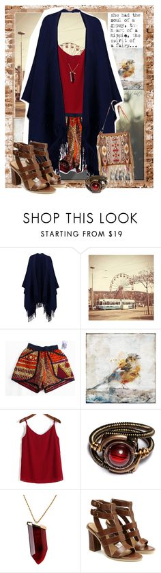 """""""Untitled #608"""" by boho-at-heart ❤ liked on Polyvore featuring Topshop and Kenneth Jay Lane"""